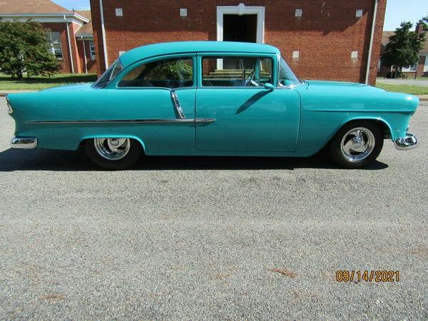1955 Chevrolet Bel Air  for Sale $40,000