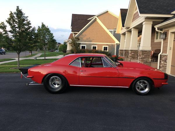 67 Camaro for sale in Lakeville, MN, Price: $44,000