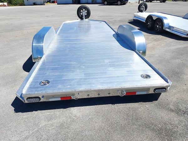 2022 Sundowner 20' All Aluminum Open Car Trailer  for Sale $8,950