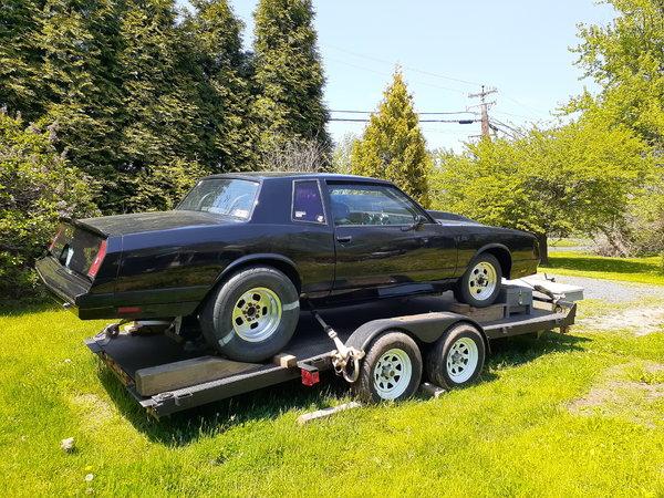 1985 Chevrolet Monte Carlo  for Sale $18,000