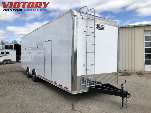 2019 Vintage 30' Sprint Car Trailer