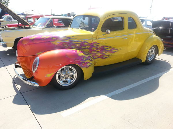 1939 Ford Steel Coupe/ Sell/Trade Up Or Down