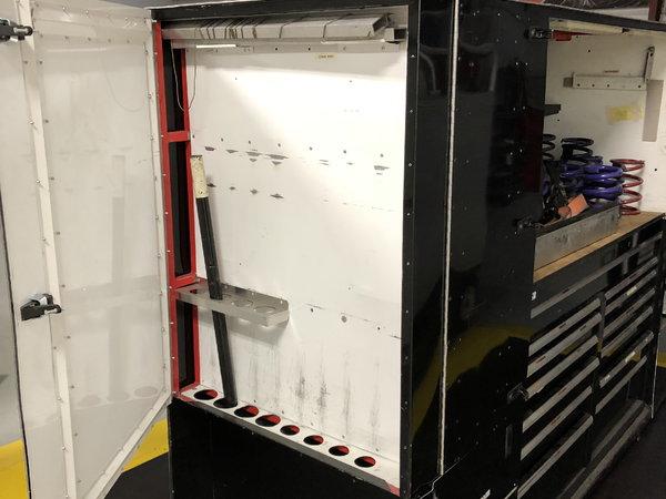 Race Garage Box  for Sale $5,000