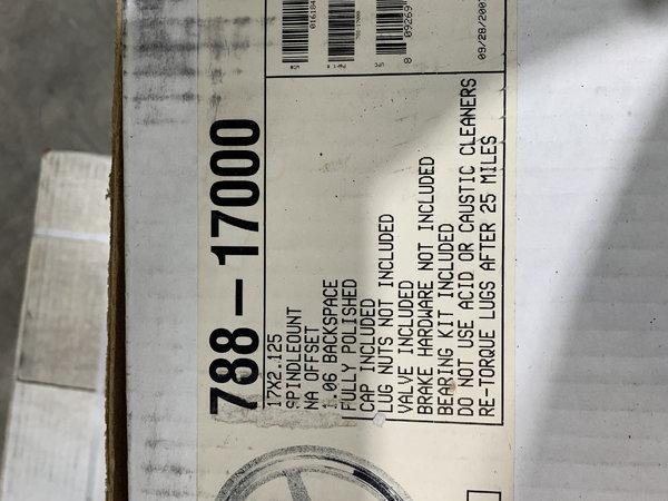 Weld Jesel Stroud Goodyear Pro-werks  for Sale $75