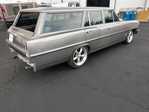 1966 Chevrolet Chevy II  for Sale $15,500
