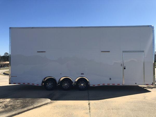 2020 30ft Cargo Mate Stacker (Aluminum)  for Sale $36,000