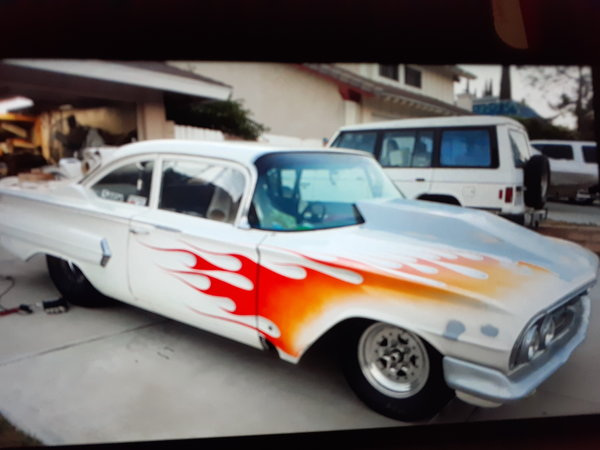 Chevy Biscayne 1960  for Sale $18,000