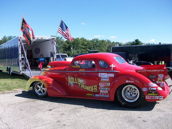 1937 CHEVY COUPE  for Sale $28,500