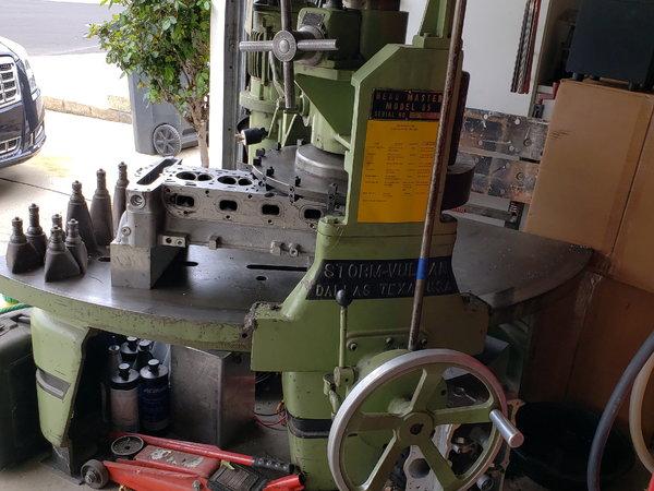 Cylinder Head Surfacer  for Sale $2,700