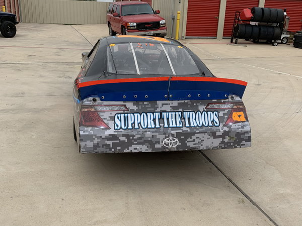 2017 Toyota K&N Road Course roller with Gen 2 composite   for Sale $9,500