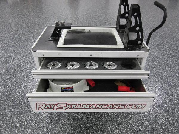 C-tech Jr. Tranny Cart  for Sale $2,900
