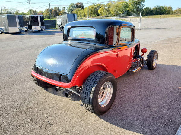 1932 Ford Coupe 351 Suicide Doors   for Sale $26,900