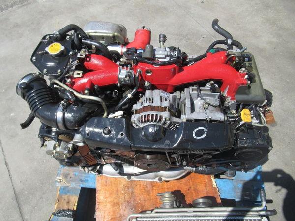 JDM SUBARU IMPREZA WRX STI GDB V7 EJ207 DOHC AVCS TURBO ENGI  for Sale $2,500