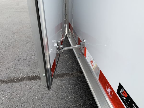 28' United Super Spread Axle Stage III Race Car Trailer  for Sale $23,495