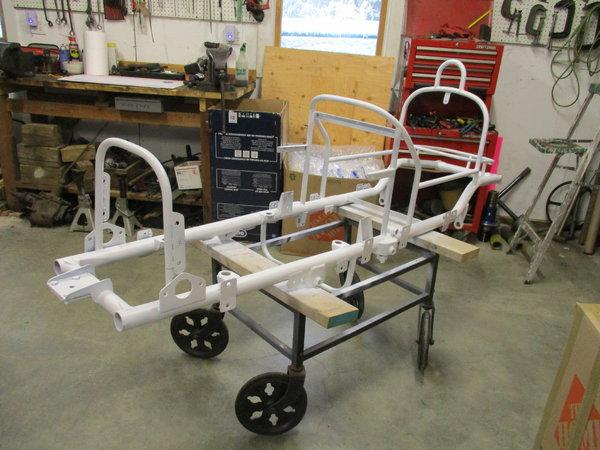 new kurtis kraft midget frame  for Sale $1,050
