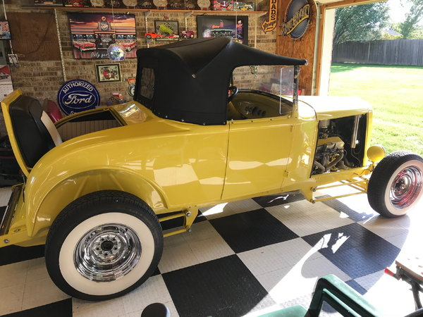 1930 Roadster  for Sale $28,500