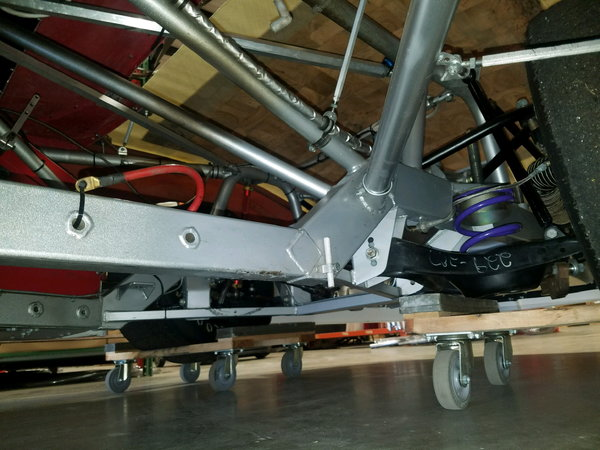 Lefthander Chassis  for Sale $7,900