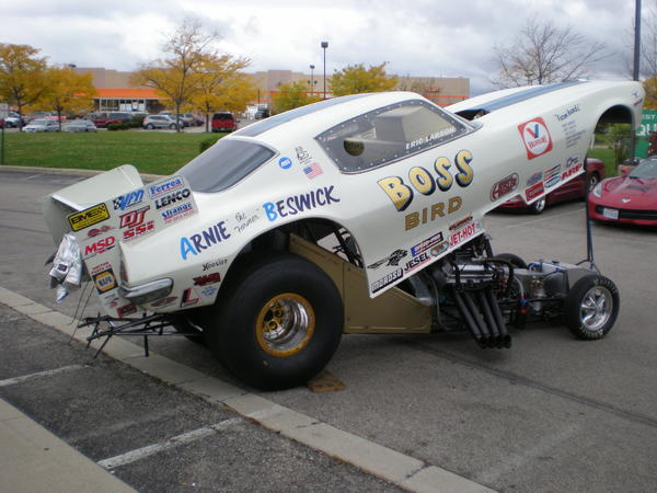Boss Bird Pontiac Nitro F/C  for Sale $79,500