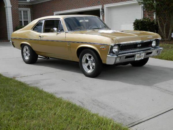 1970 Nova SS  for Sale $42,500