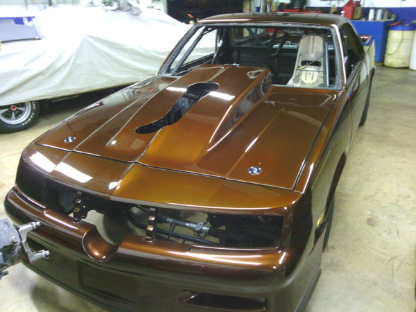 1983 Procharged BBC el Camino  for Sale $39,500