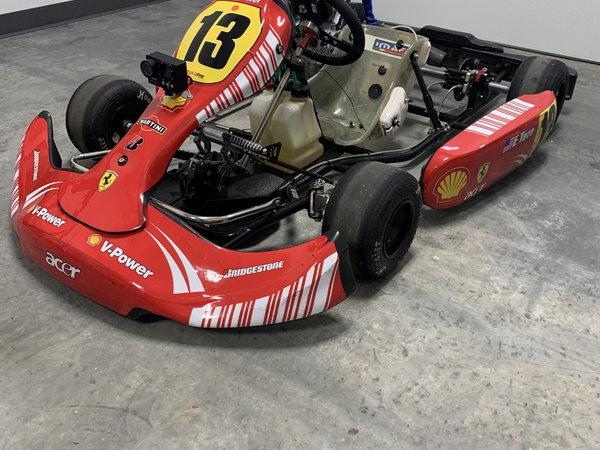 2 x Margay Ignite K2's  for Sale $7,000