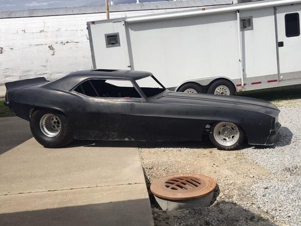 69 Camaro Roller