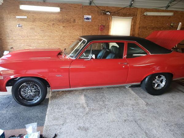 1970 Pro Street Nova  for Sale $30,000