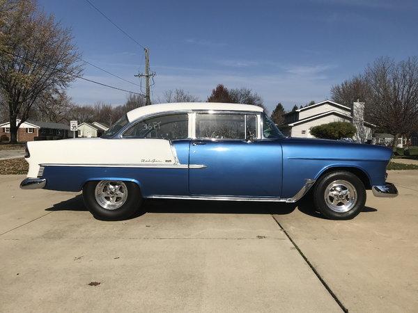 1955 Chevrolet Bel Air for sale in BOURBONNAIS, IL, Price: $25,000