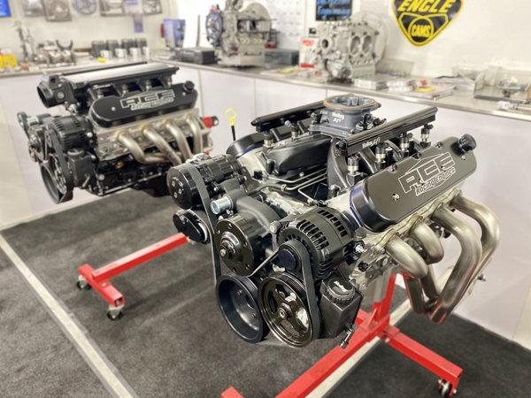 427ci Dart LS Next Long Block Engine  for Sale $22,850