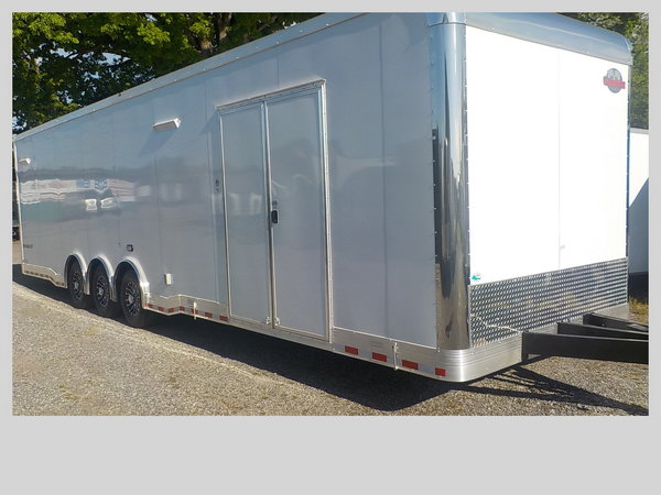 Cargo Mate GAEL8.5 X 32TTA4 Car / Racing Trailer