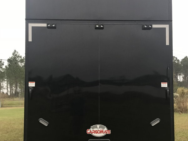 2020 30ft Cargo Mate Stacker (Aluminum)