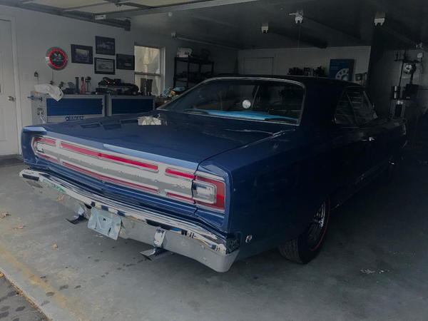 1968 Plymouth GTX  for Sale $48,000