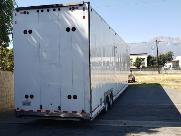 2007 COMPETITION W/LIFTGATE  for Sale $95,000