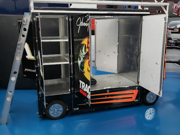 Race Day Pit Box/Toolbox  for Sale $2,500