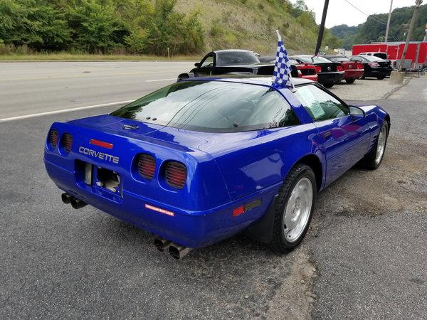 1994 Chevy Corvette, 58k miles  for Sale $8,995