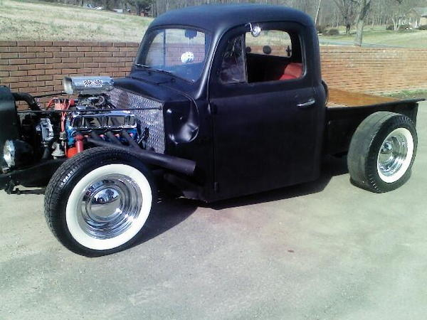 Awesome '49 FORD F1 PICKUP!   for Sale $12,500