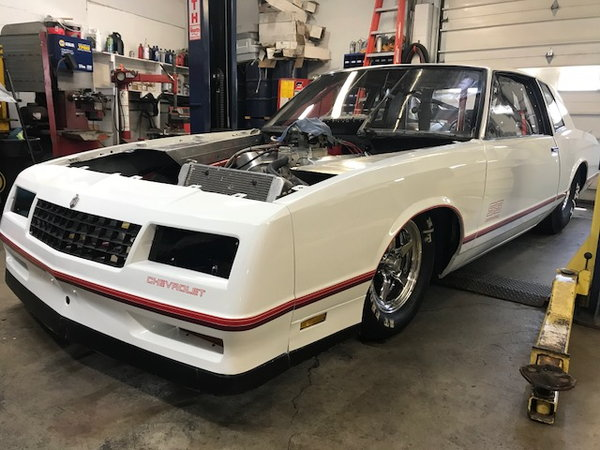 1986 Monte Carlo SS for sale in Roaring Spring, PA, Price: $35,000