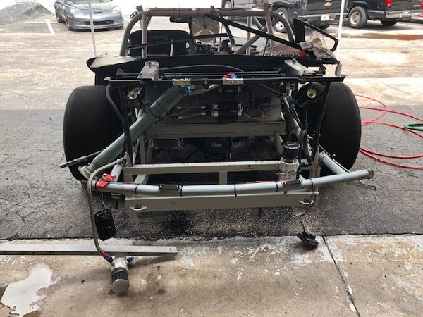 Ford Mustang Ta2 Trans Am Race Car For Sale: 2018 TA2 WINNING Ford Mustang For Sale In Ft. Lauderdale