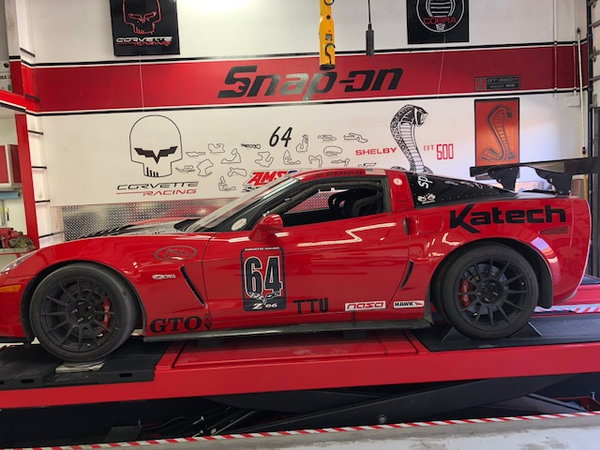 Katech built Z06  for Sale $58,600