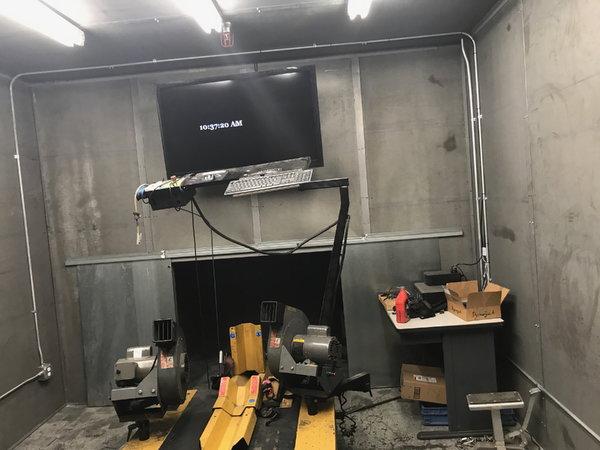 INC dyno room  for Sale $14,000