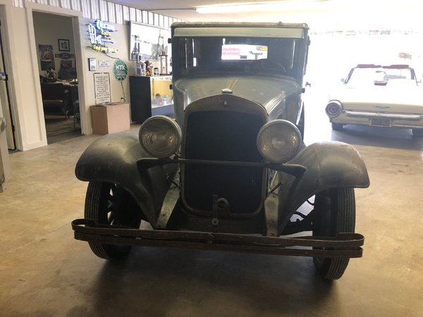 1928 Plymouth Model Q  for Sale $12,300