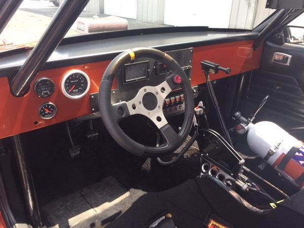 1984 Mercury Capri Drag Car   for Sale $25,500