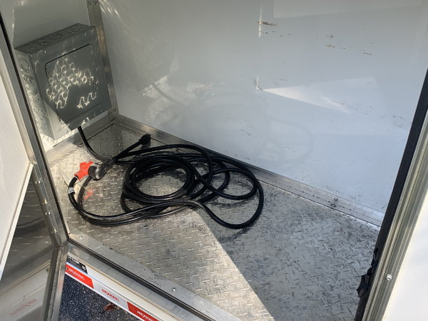 2019 8.5x28 ft Enclosed Race Trailer  for Sale $14,500