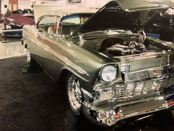 1956 Pro Touring  for Sale $125,000