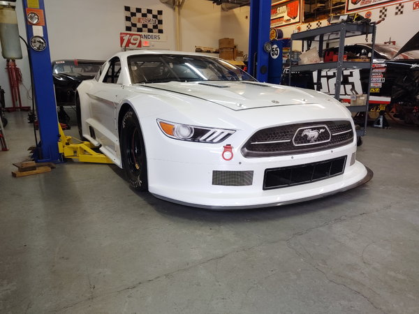 HOWE TA2 GT2 Mustang SCCA, NASA, Track Day