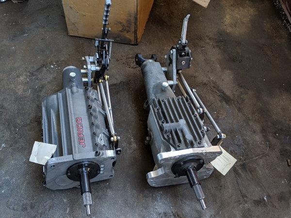 2 jerico racing transmissions
