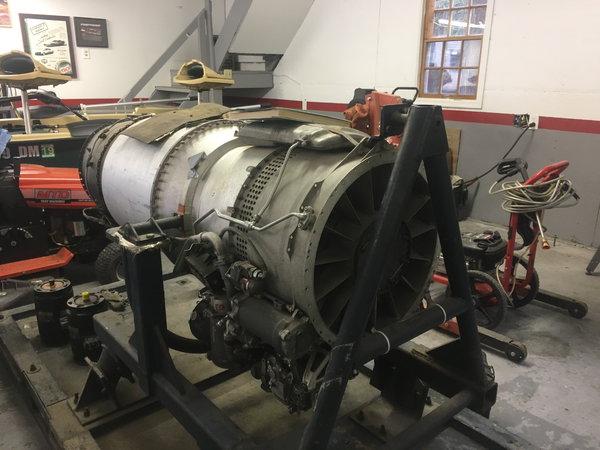 2 Pratt Whitney J60 Jet engines  for Sale $13,900