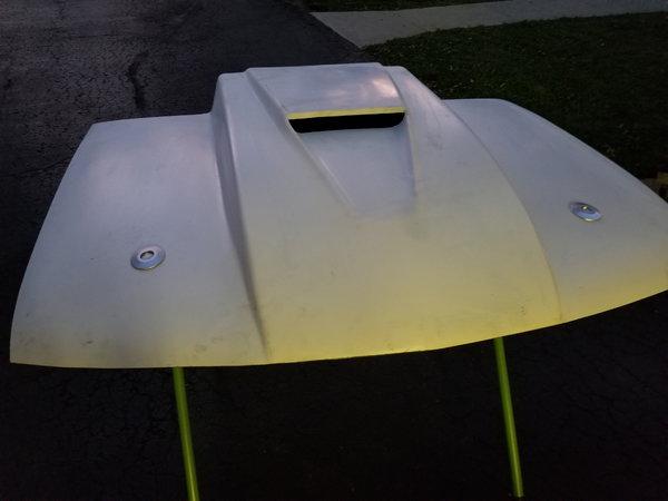 S10 fiberglass cowl hood  for Sale $250
