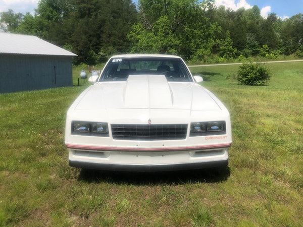 1987 SS Monte Carlo  for Sale $10,000