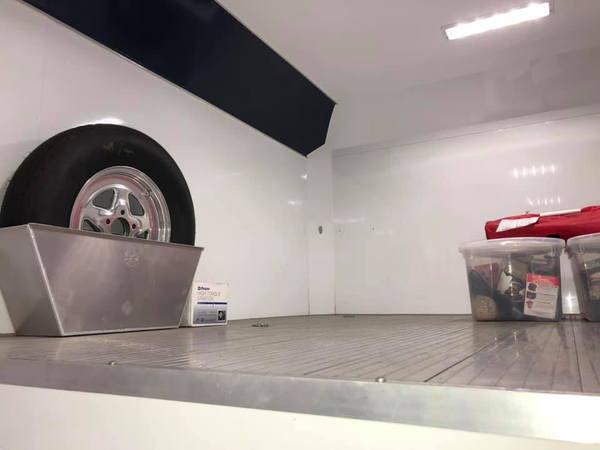 32′ Aluminum Stacker Trailer For Sale  for Sale $60,000